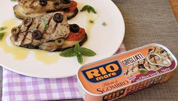 , Rio Mare pour des enfants plus sains et plus fort