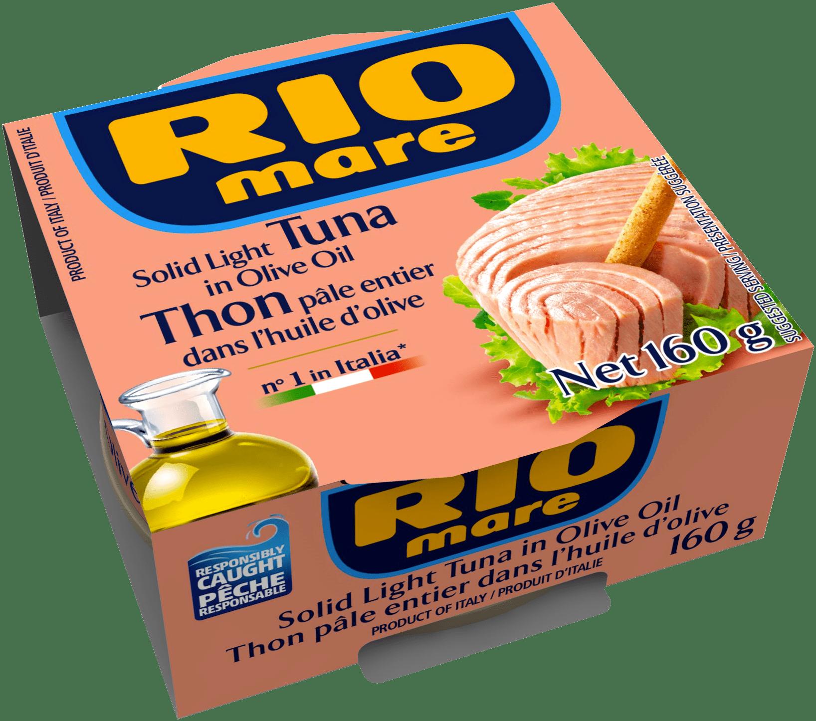 rio mare - Solid Light Tuna in Olive Oil