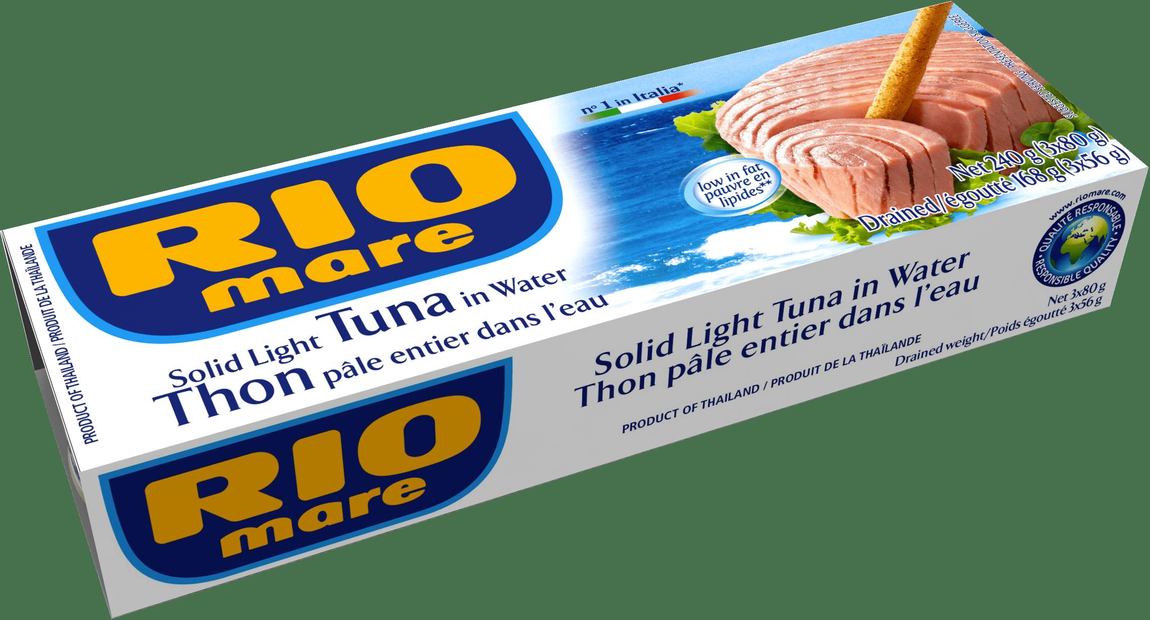 rio mare - Solid Light Tuna in Water